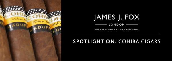 Spotlight On: Cohiba Cigars