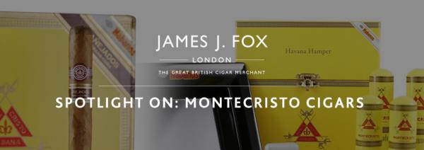 Spotlight On: Montecristo Cigars