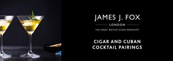 Cigar and Cuban Cocktail Pairings