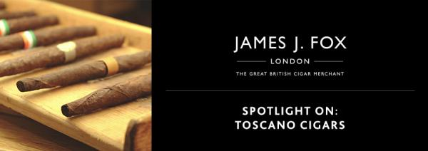 Spotlight On: Toscano Cigars