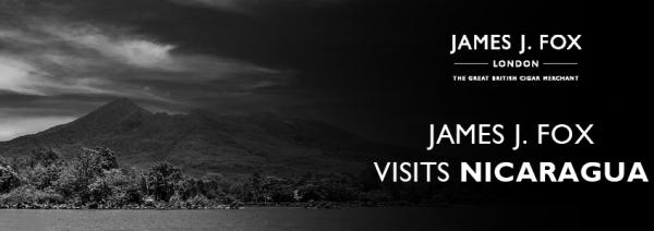James J Fox Visits Nicaragua