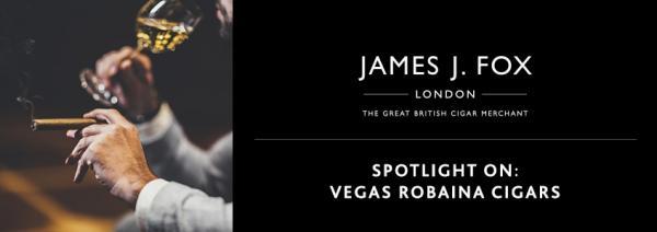 Spotlight on: Vegas Robaina Cigars