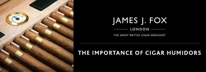 The Importance of Cigar Humidors