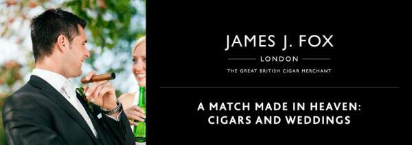 A Match made in Heaven: Cigars and Weddings