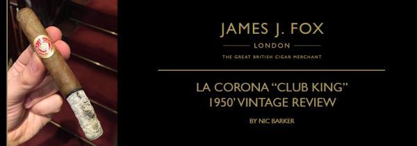 """La Corona """"Club King"""" 1950 Vintage Review"""