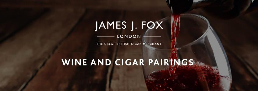 Cigar and Wine Pairings
