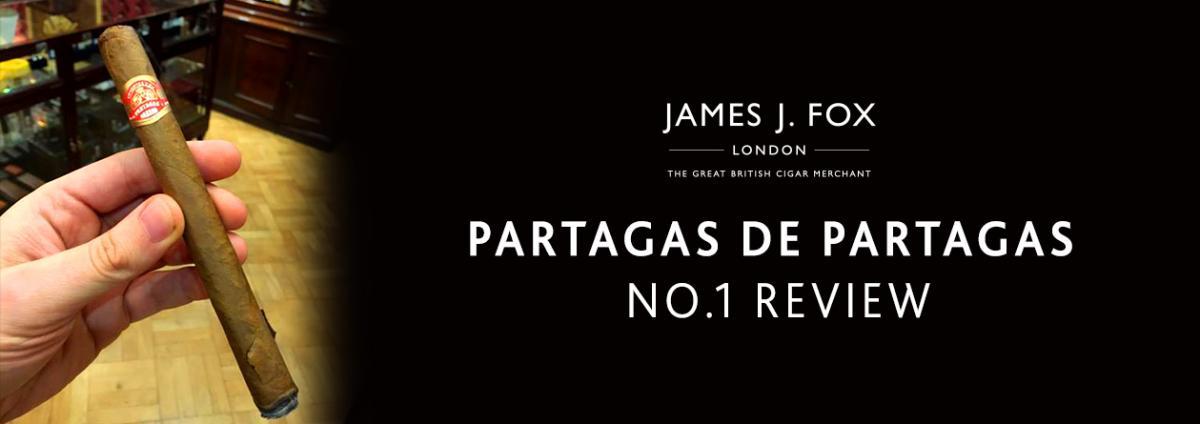 Partagas De Partagas No.1 Review