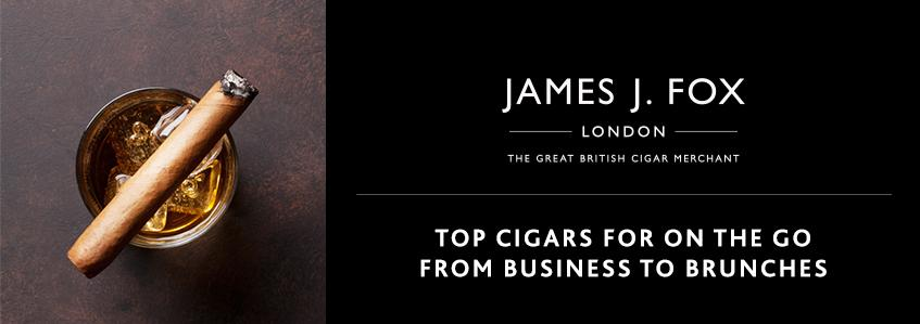 Top Cigars for On the Go: From Business to Brunches