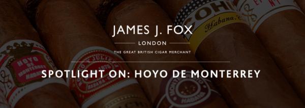 Spotlight On: Hoyo De Monterrey Cigars
