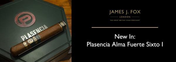 New In: Plasencia Alma Fuerte Sixto I