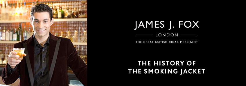 The History of the Smoking Jacket