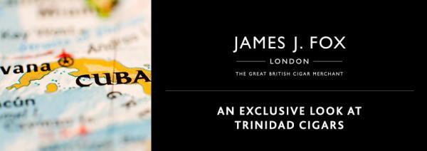 An Exclusive Look at Trinidad Cigars