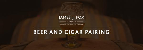 Beer and Cigar Pairing