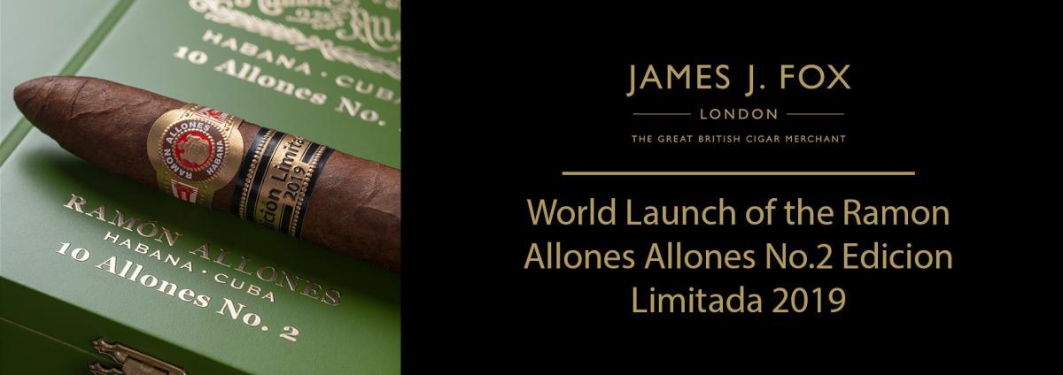 Ramon Allones Allones No.2 (Edicion Limitada 2019) World Launch