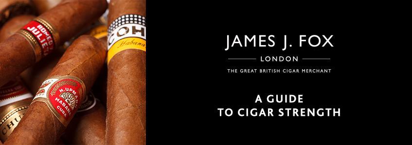 A Guide to Cigar Strength