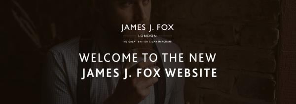 Welcome to the new James J. Fox website