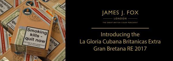 La Gloria Cubana Britanicas Extra (RE 2017) Cigar Review