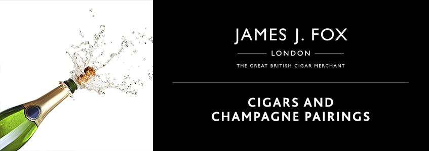 Cigars and Champagne Pairings