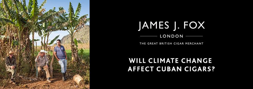 Will Climate Change Affect Cuban Cigars?
