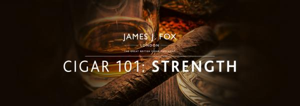 Cigar 101: Strength