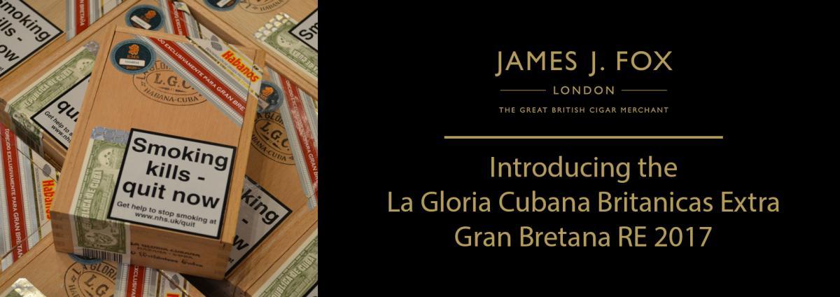 La Gloria Cubana Britanicas Extra (RE 2017) Cigar Review