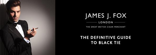 The Definitive Guide to Black Tie
