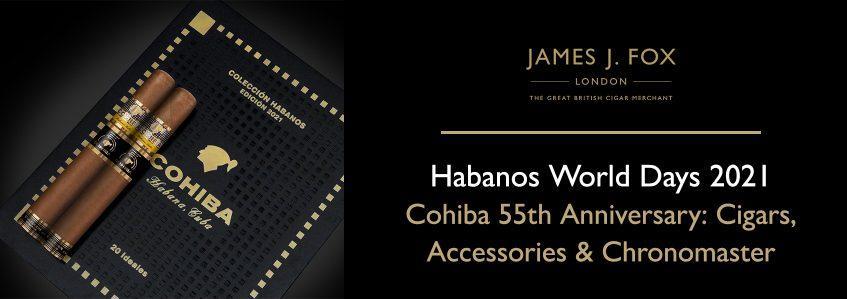 Habanos World Days: Cohiba 55th Anniversary