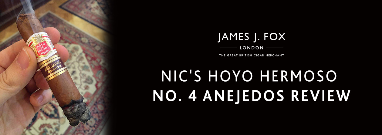 Nic's Hoyo Hermoso No. 4 Anejedos Review