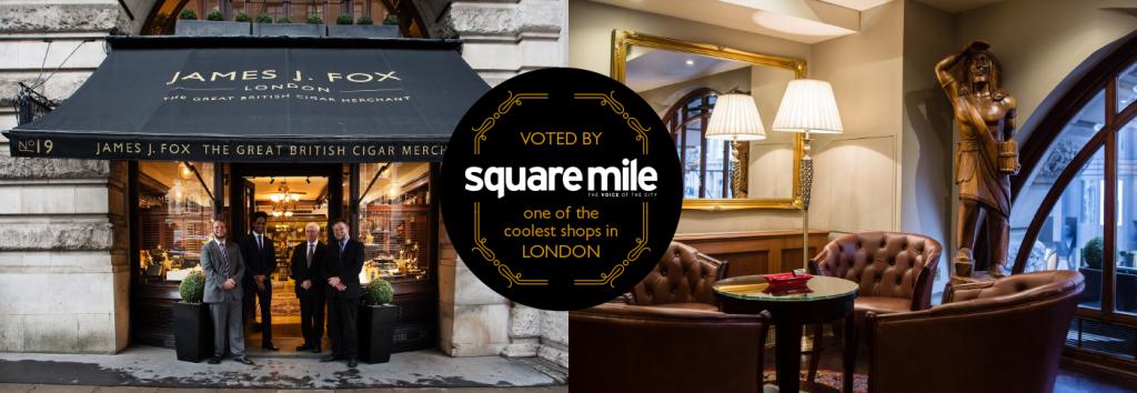 James J Fox – One of London's Coolest Shops | JJ Fox Blog