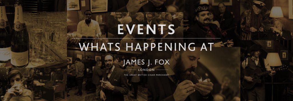 What's Happening at James J. Fox | JJ Fox Blog