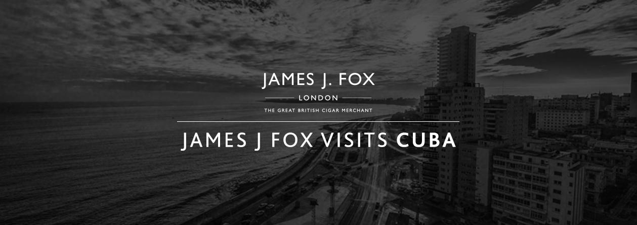 James J Fox Visit Cuba