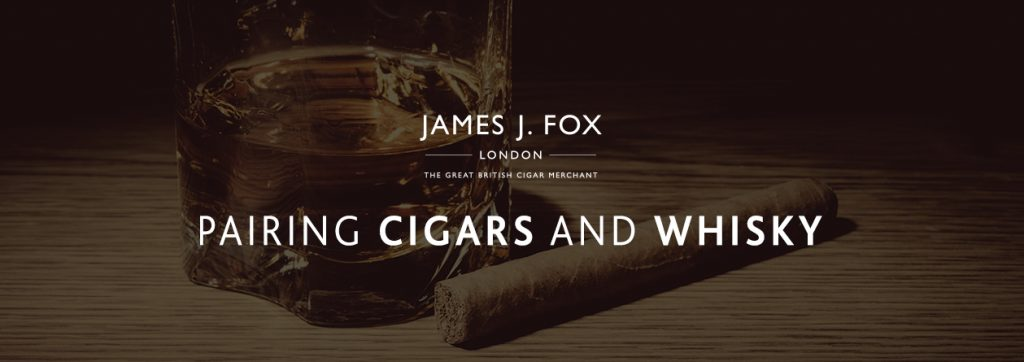 Pairing Cigars and Whisky