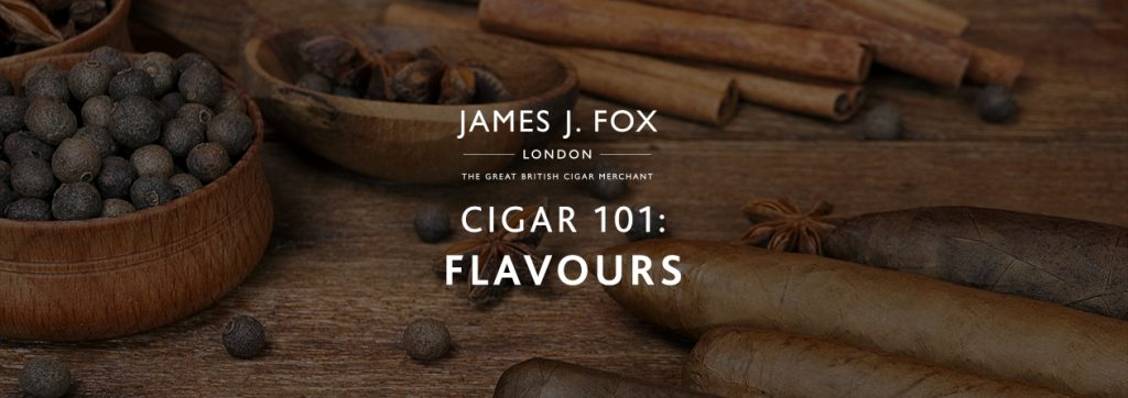 Cigar 101: Flavours | JJ Fox Blog