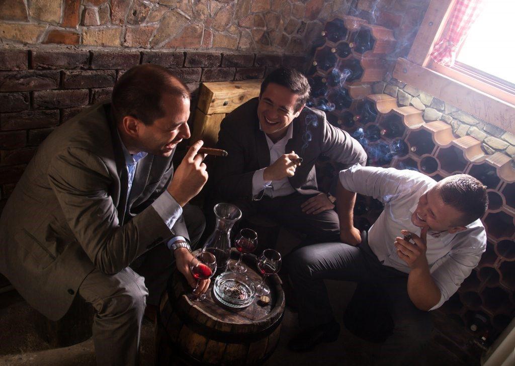 Cigars from J.J. Fox