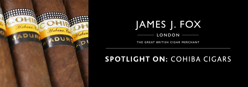 Spotlight On: Cohiba Cigars