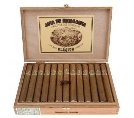 joya de nicaragua cigars to accompany champagne