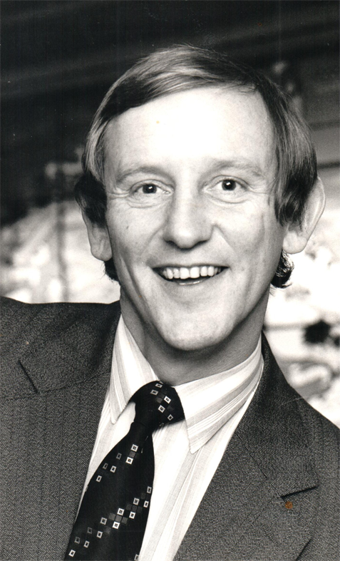 Fox group's chairman, Ronald F. W. Fox