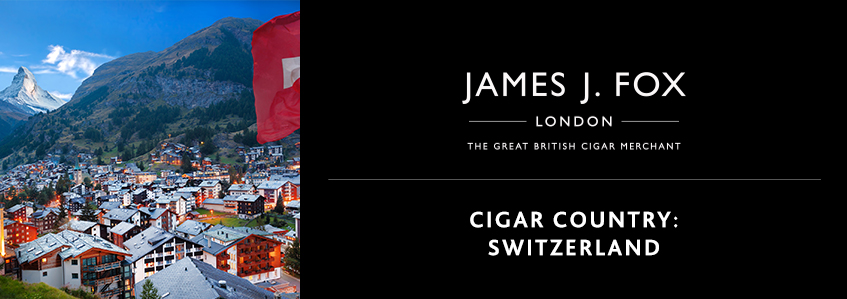 Cigar Country: Switzerland