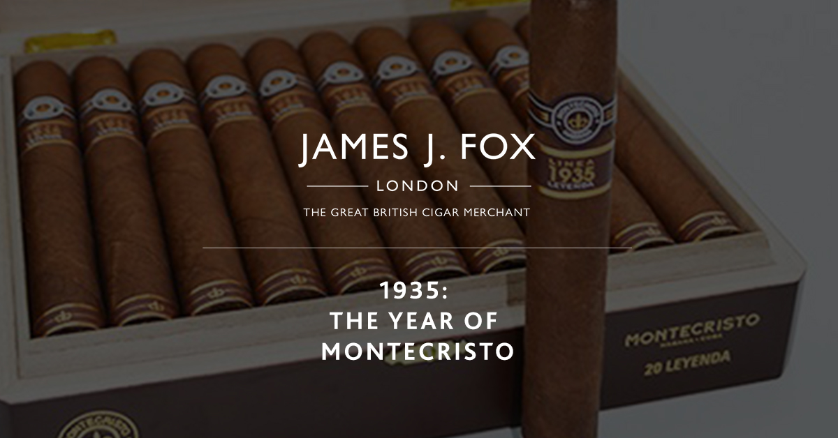 1935: The Year of Montecristo
