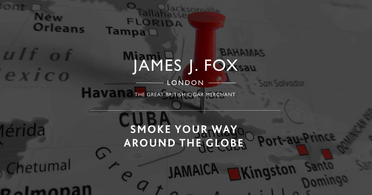 Smoke Your Way Around the Globe