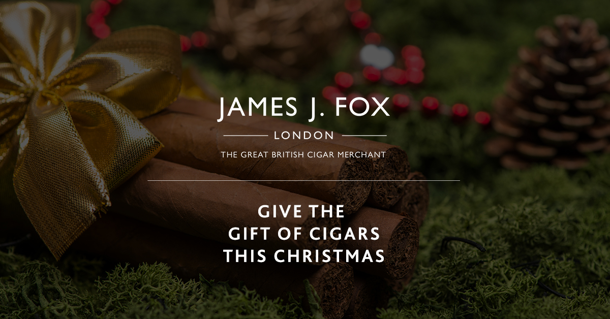 Give the Gift of Cigars this Christmas