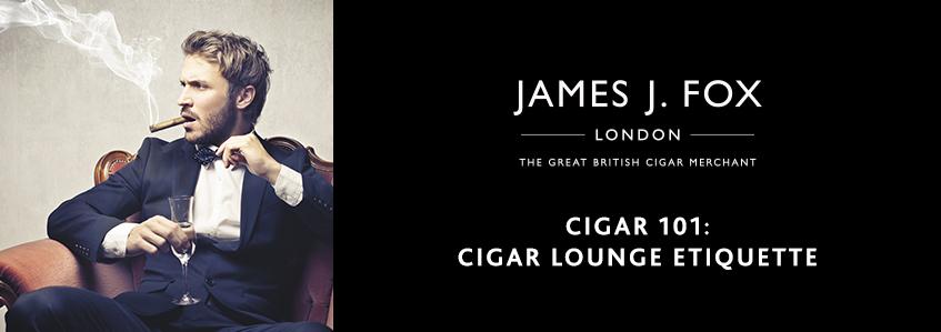 Cigar 101: Cigar Lounge Etiquette