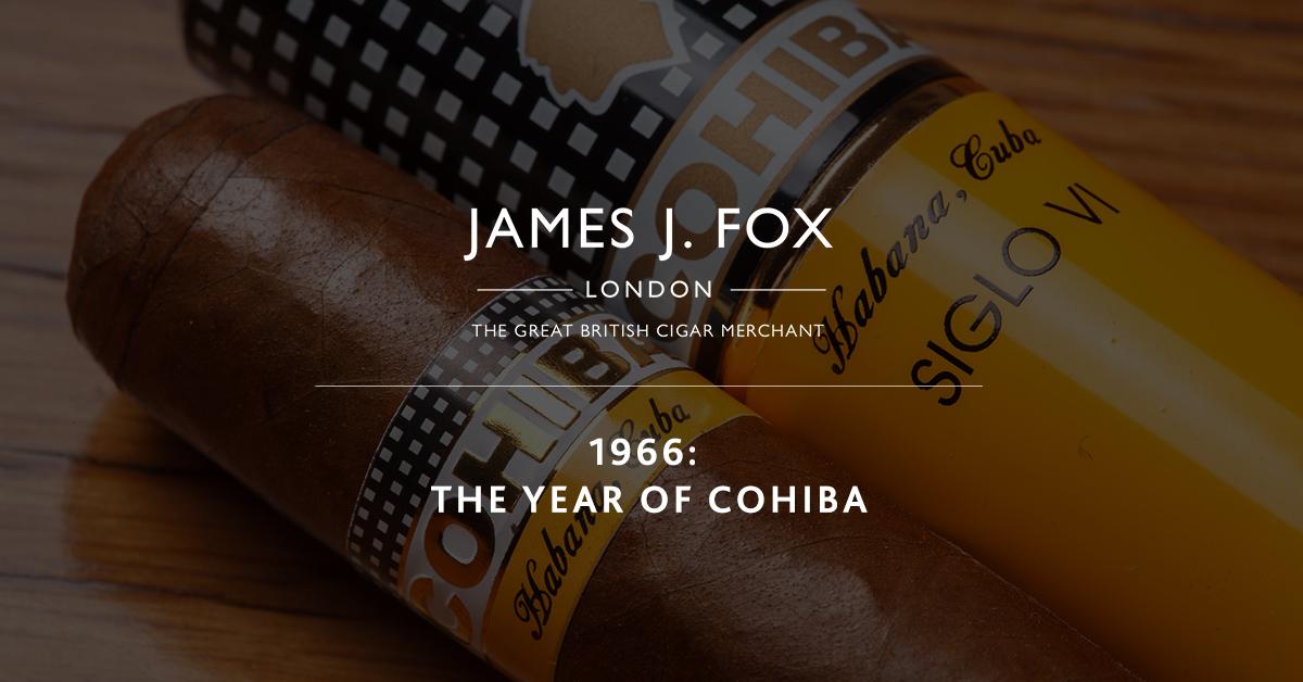 1966: The Year of Cohiba