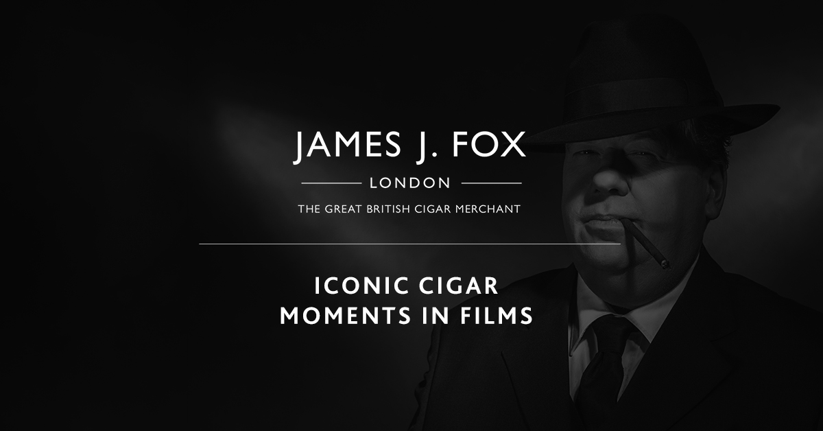 Iconic Cigar Moments in Films