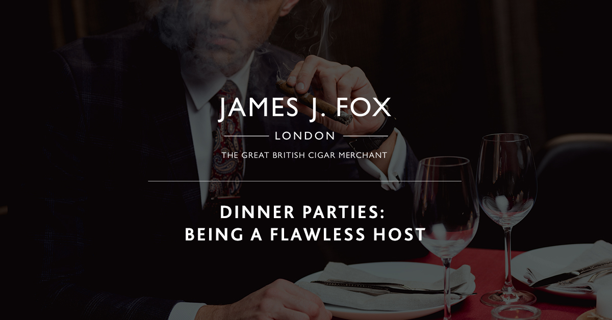 Dinner Parties: Being a Flawless Host