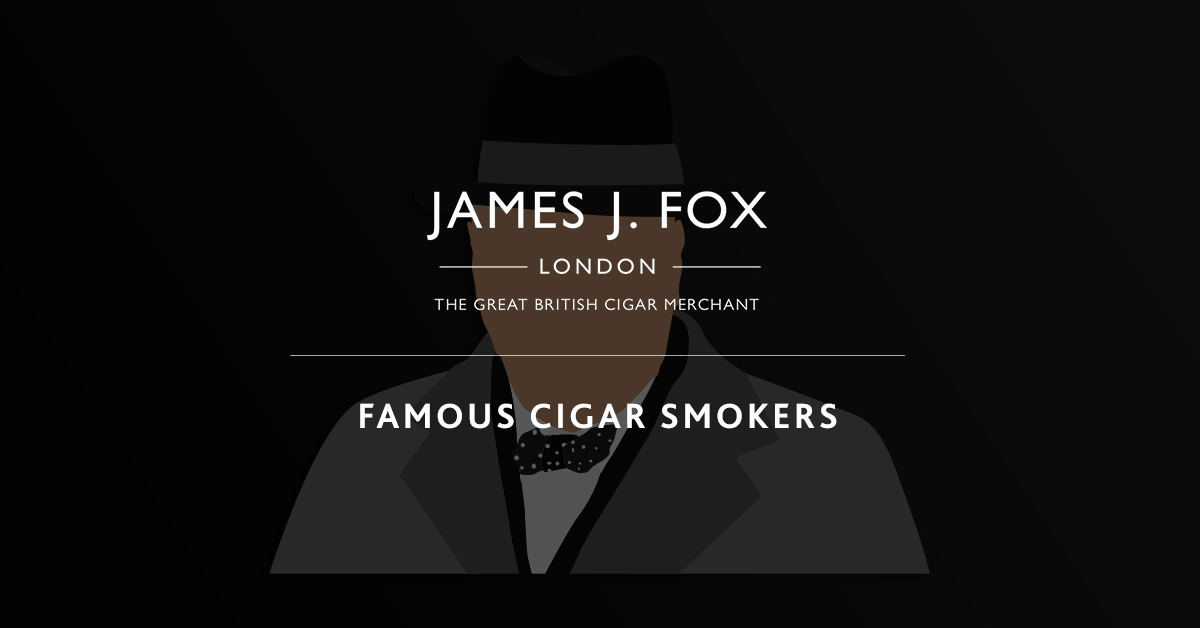 Famous Cigar Smokers