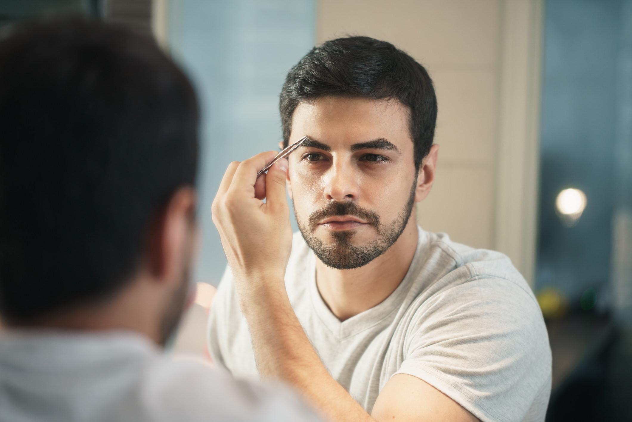 Eyebrow Maintenance