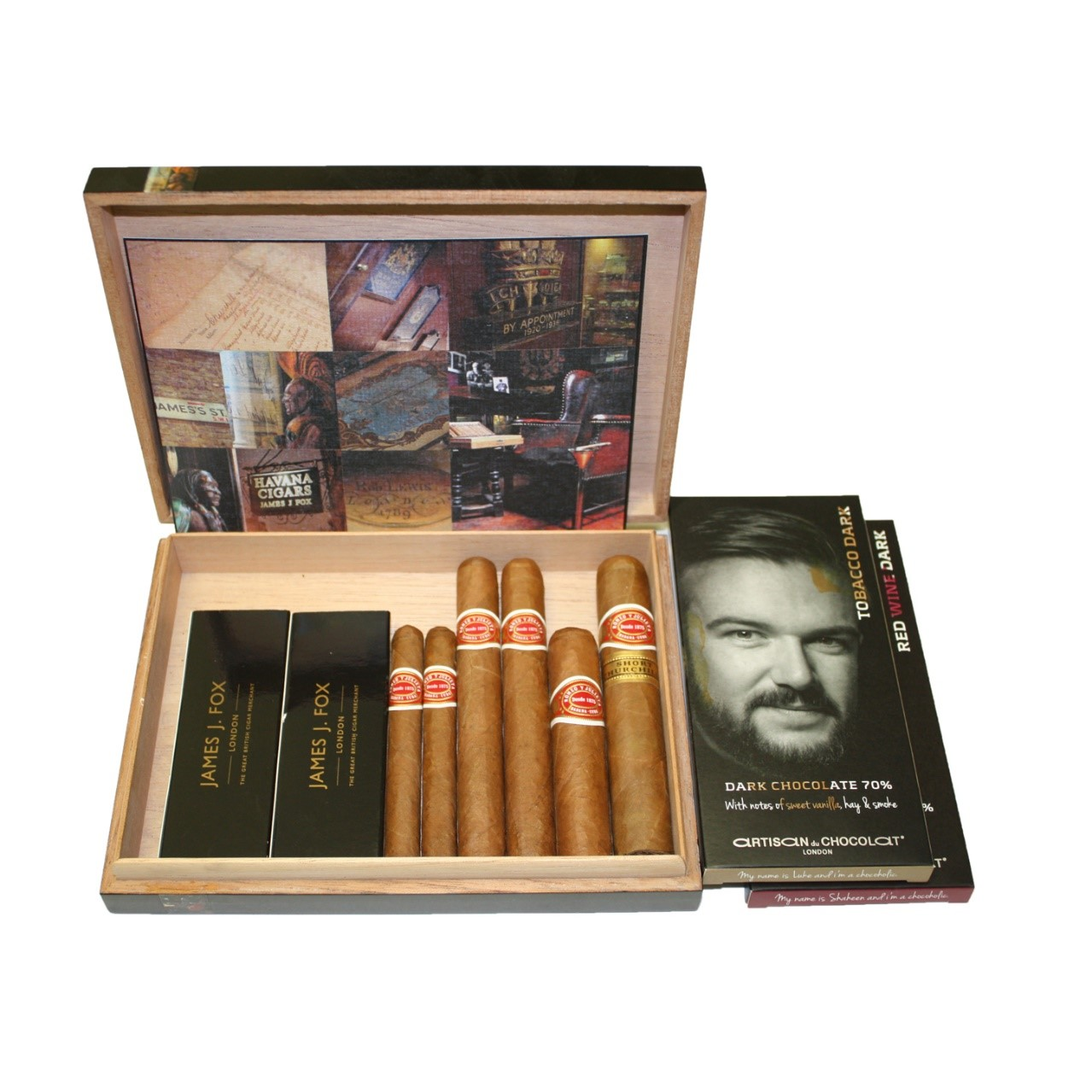 Romeo And Julieta Gift Sampler